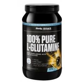 100% Pure L-Glutamine Body Attack 1kg