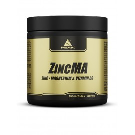 ZincMA  (ZMA) - 120 gélules