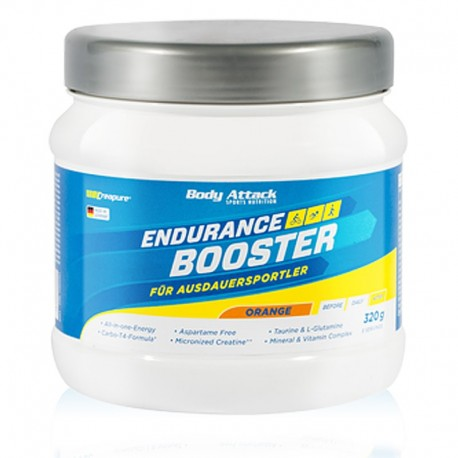 Booster d'Endurance - Body Attack - 320g