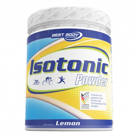 Isotonic Powder - Best Body Nutrition 600g - Citron
