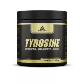 Tyrosine - 120 gélules