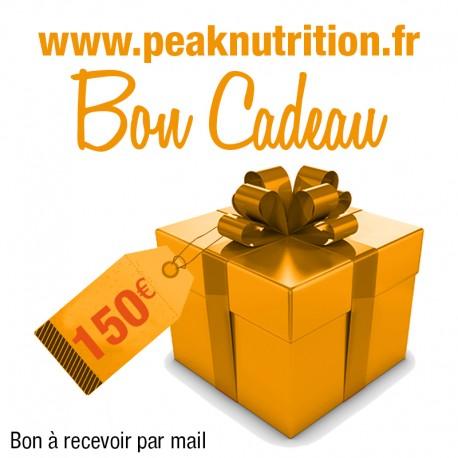 Bon cadeau 150€ - A RECEVOIR PAR MAIL