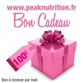 Bon cadeau 75€ - A RECEVOIR PAR MAIL