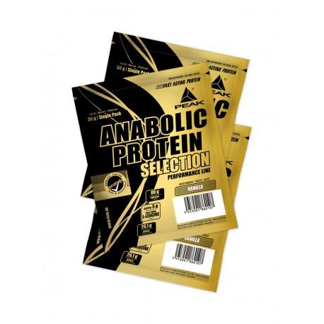 Anabolic Protein Selection - échantillon 30g