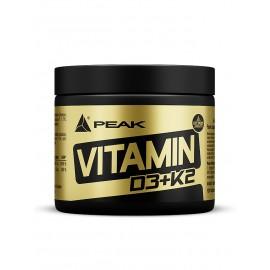Vitamine D3 + K2 - 120 comprimés