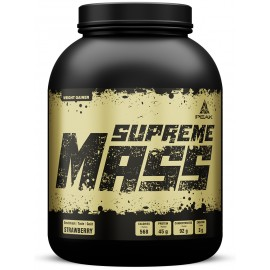 Supreme Mass peak
