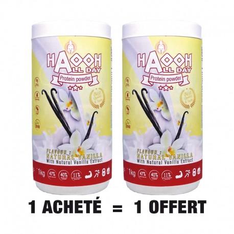 ALL DAY Protéine Vanille - Lot de 2