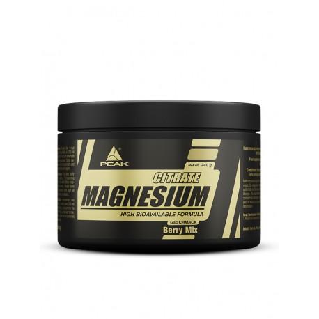 Magnesium Citrate en poudre qualité pharaceutique
