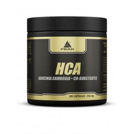 HCA peak