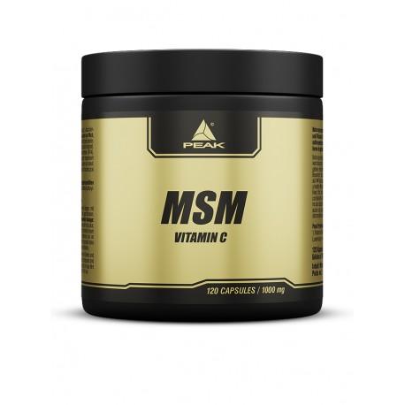 MSM (Methyl-Sulfonyl-Methane)
