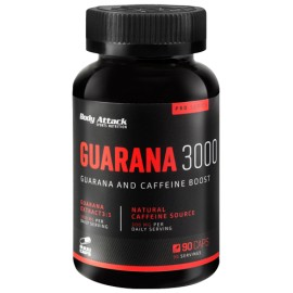 Guarana 3000  -  90 gélules