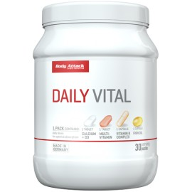 Multi-vitamines packs 30 jours DAILY VITAL