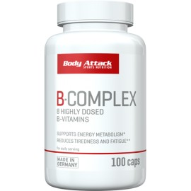 Vitamines B - 100 gélules