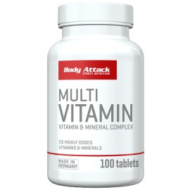 Multi Vitamine - Body Attack