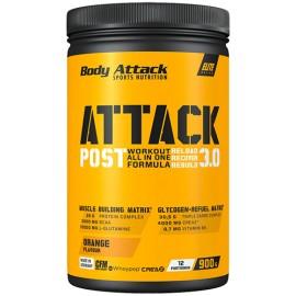 Post ATTACK 3.0 - Body Attack