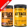 Pack Booster et régénération ATTACK - Body Attack