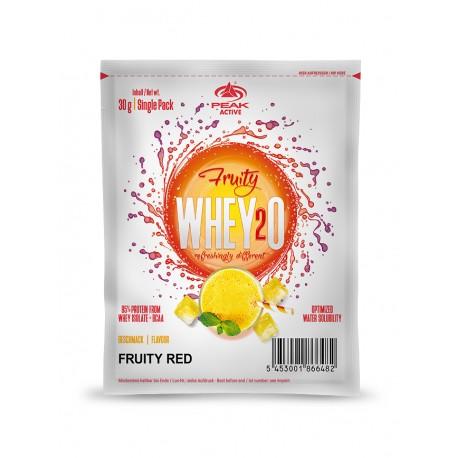 Whey2O Fruité - Echantillon 30 g