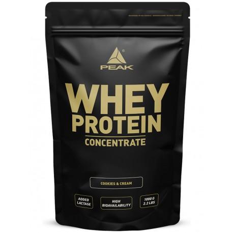 Whey protéine concentrée (concentrate) - NEW