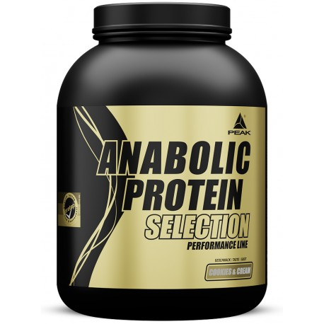 Anabolic Protein Selection peak