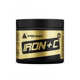 Iron + C  /  Fer + Vitamines C - 120 comprimés