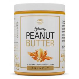 Beurre de cacahuète Crunchy Yummy PEAK -1000 g
