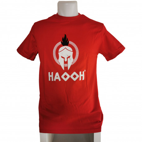 T-Shirt HAOOH - Red