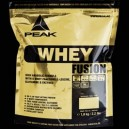 Whey fusion aminogramme