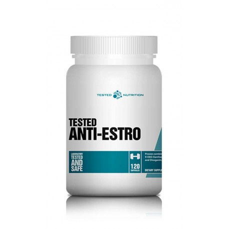 Anti oestrogène naturel - Tested Anti-Estro