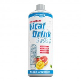 Vital drink boisson faible en calories à la carnitine
