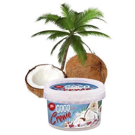 Pâte à tartiner crème de coco