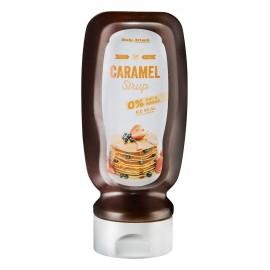 Sauce coulis caramel 0% - 320 ml