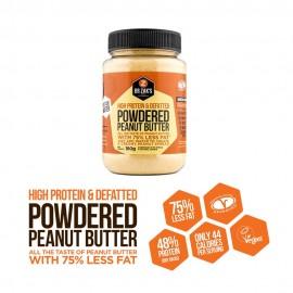 Beurre de cacahuète en poudre protéiné et faible en graisse Dr Zac's