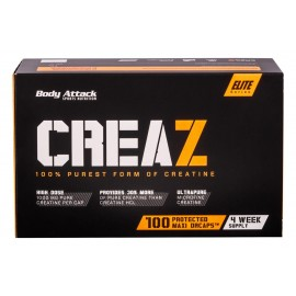 CREAZ - 100 gélules - body-attack