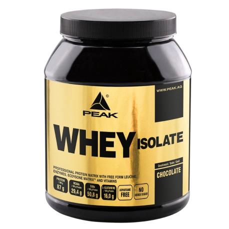 protéine Whey Isolat peak