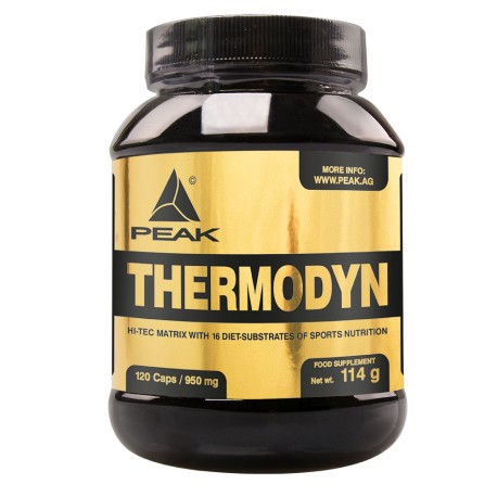 Thermodyn brûleur de graisse thermogène