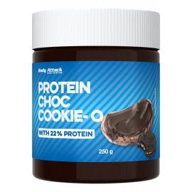 Pâte à tartiner protéinée chocolat cookies