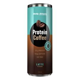 Café protéiné de Body-Attack