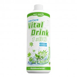 Low Carb Vital Drink boisson sans sucre et sans calories - 1L