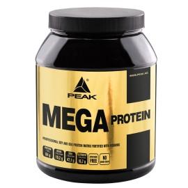 Mega Proteine peak