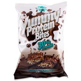Yummy Protein Bites - bouchées chocolat et protéines