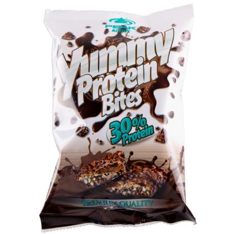 Yummy Protein Bites - bouchées au chocolat et protéine