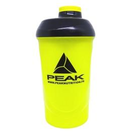 Shaker PeakNutrition.fr jaune fluo
