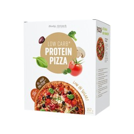 Pizza protéinée à faible teneur en glucides - 157g