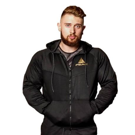 Ensemble survêtement PEAK ATHLETE avec hoodie à capuche