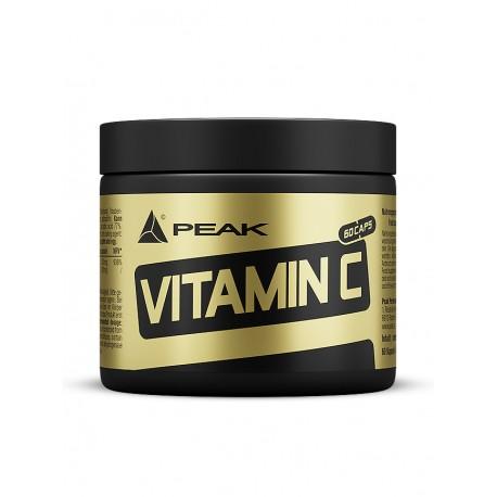 Vitamine C peak
