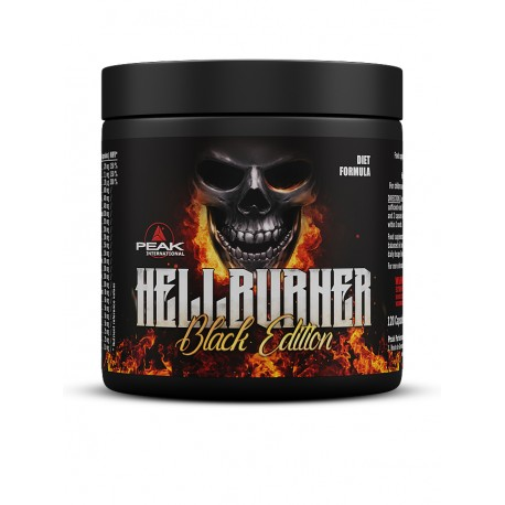 Hellburner - Black Edition