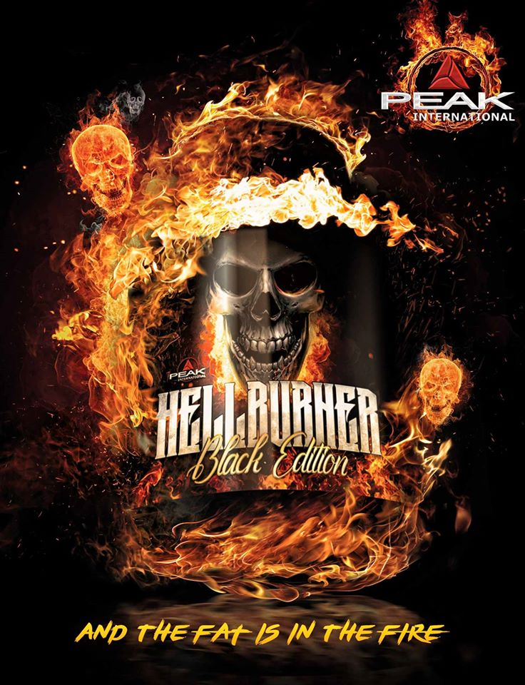 Hellburner Black Edition de peak