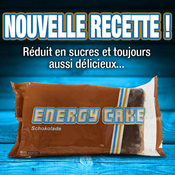 Energy Cake nouveau