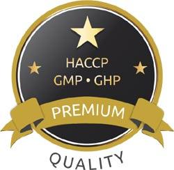 HACCP GMP standard