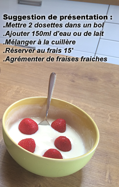peak pudding protéiné
